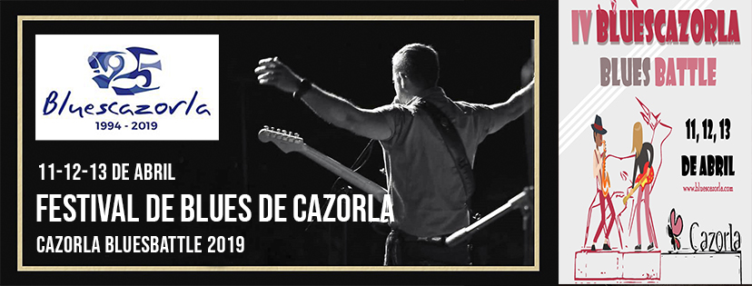 Texas Resaca Blues en Festival de Blues de Cazorla - Cazorla BluesBattle 2019